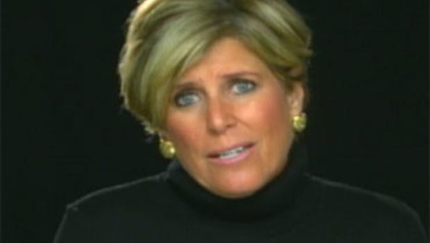 Suze orman you have to save yourself cbs news solutioingenieria Choice Image