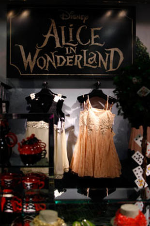 """Alice in Wonderland"" Fashions"