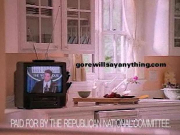 Reagan And The Bear