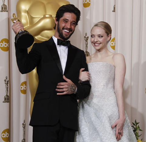 Inside the Oscar Winners' Circle