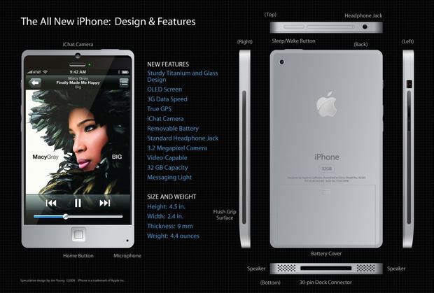 iPhone 5: 20 most-wanted features