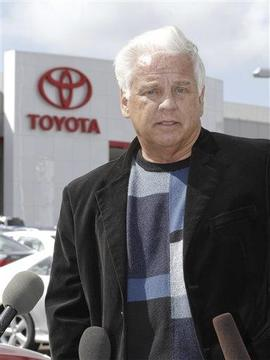 James Sikes will hand Toyota a pass if his story of a bucking, galloping Prius fails to hold water.