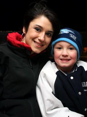 Shantina Smiley and Son Missing