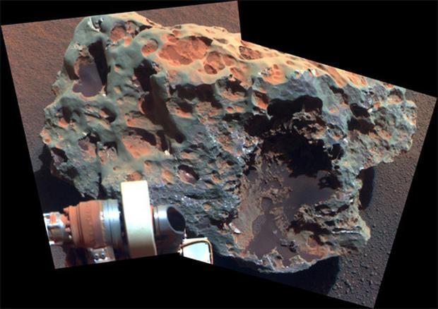 Mars Rover Passes 20-Km. Marker