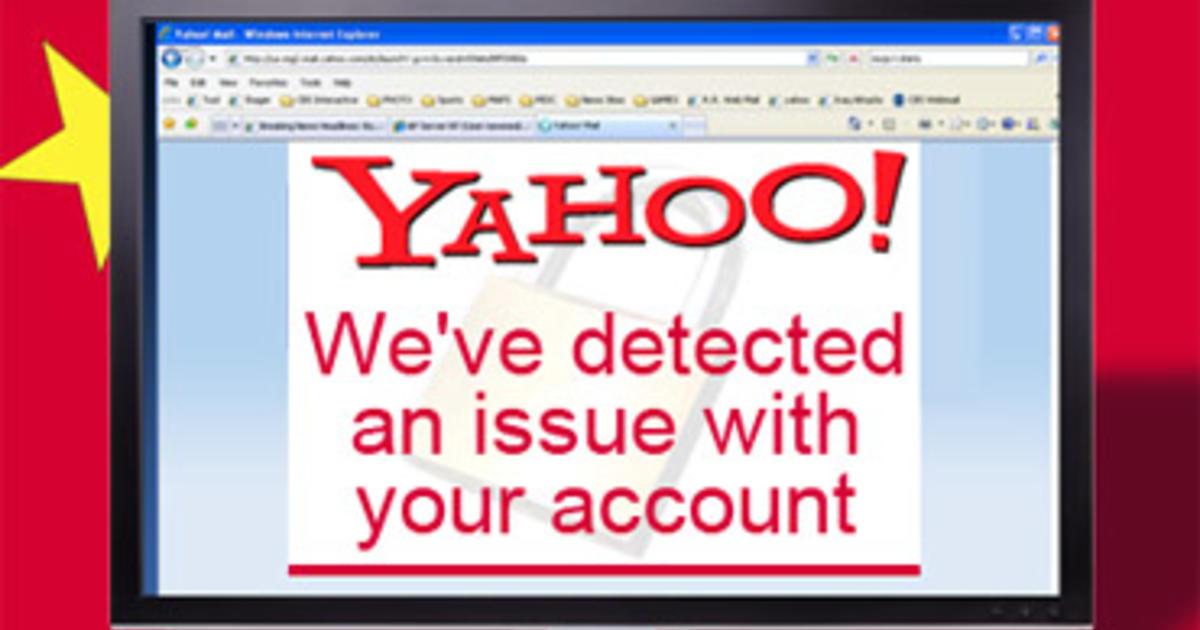 Yahoo Accounts are Hacked in China