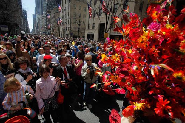 Easter Parade 2010
