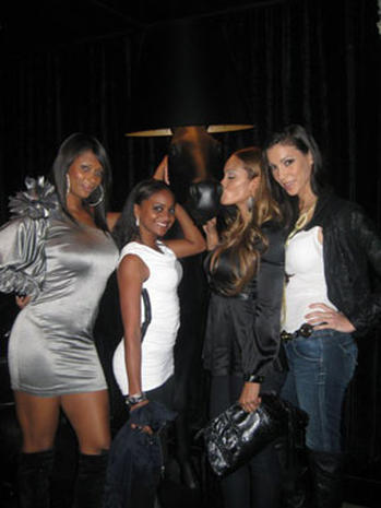 """Meet the """"Basketball Wives"""""""
