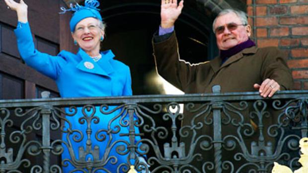 Danish Queen's 70th Birthday