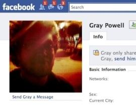 Gray Powell