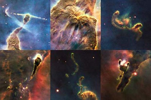 Hubble Gallery: 20 Years of Awe