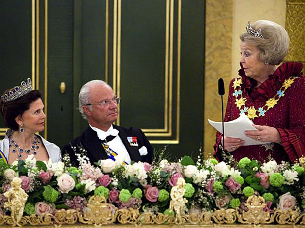 King Carl Gustaf 's Birthday