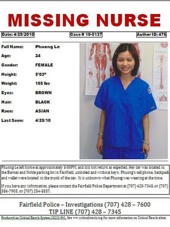 Phuong Le Found Dead