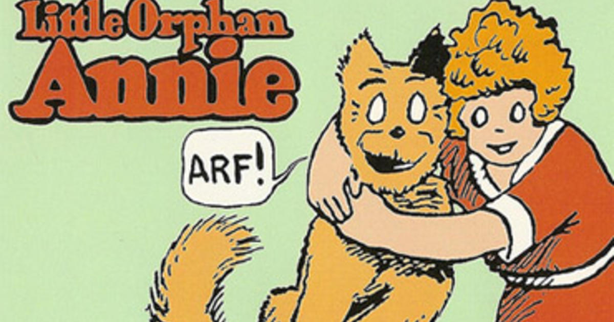 """Little Orphan Annie Best Lines: Leapin' Lizards: """"Little Orphan Annie"""" Canceled"""