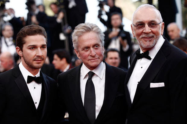 """Wall Street"" Sequel at Cannes"