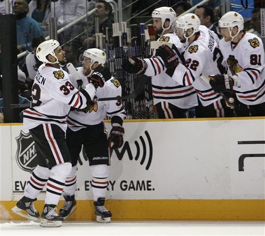 NHL Conference Finals