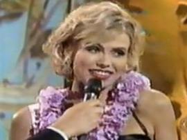 Anna Malova, Former Miss Russia in 1998