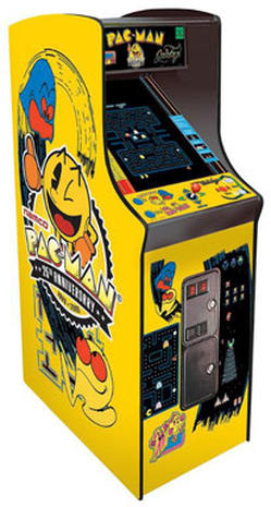 Pac-Man's 30th Anniversary