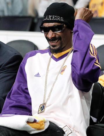Famous Lakers Fans