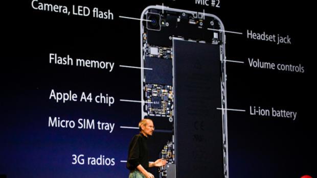 Slide Show: iPhone 4