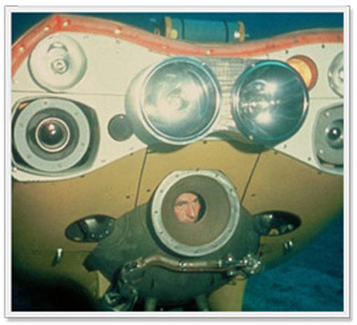 The Technology of Jacques Cousteau
