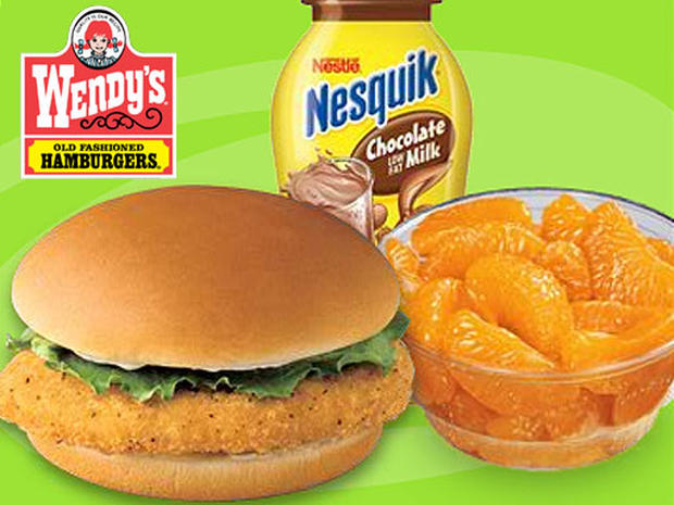 Kids' Meal Shockers: Look Out!