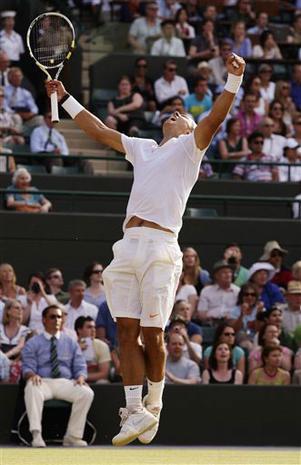 2010 Wimbledon - Final Rounds