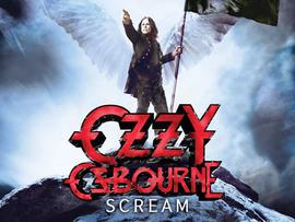 Ozzy Osbourne in Scream cover art. (Ozzy Osbourne/Facebook)