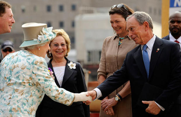 The Queen Visits New York