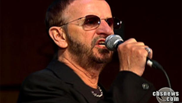 Former Beatle Ringo Starr celebrated his 70th birthday today, July 7, 2010.