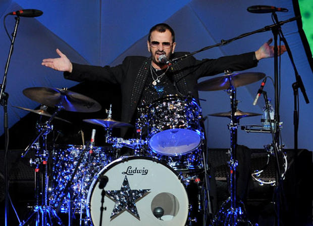 Ringo Starr Turns 70