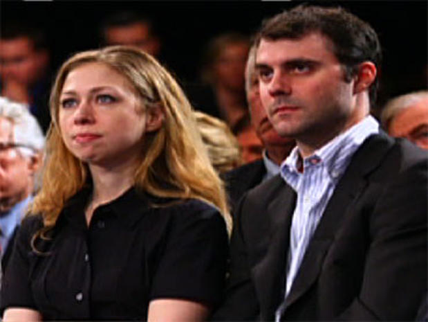 Chelsea Clinton's Wedding Guest List