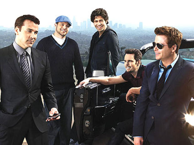"""""""Entourage"""" Engages In """"Dramedy"""" As Johnny Drama Seeks a TV Project"""