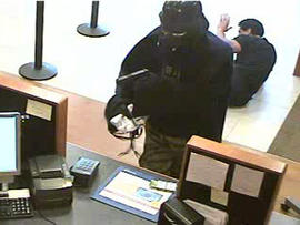 Friday is most popular day for bank robberies, FBI says