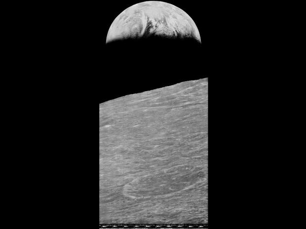 Getting a New (Better) Look at Old Lunar Images