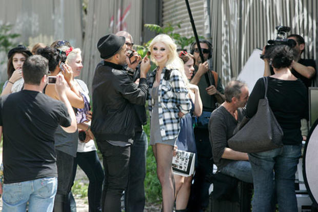 Material Girl: Behind the Scenes