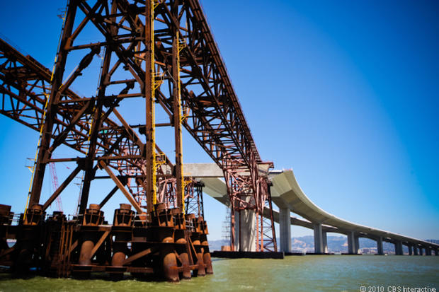 New Earthquake Defenses For an Iconic Bridge