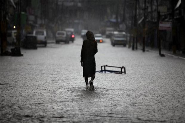 monsoon, India
