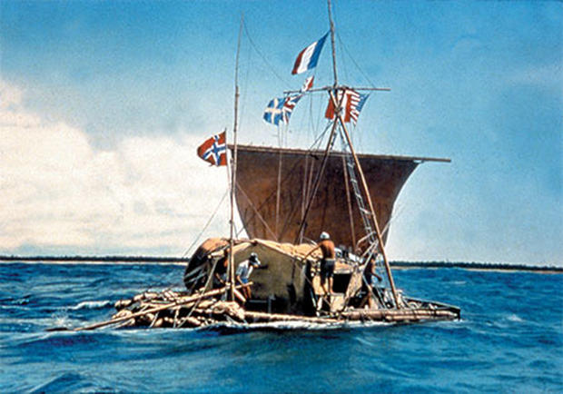 Kon-Tiki: An Ancient Technology to Prove a Modern Point