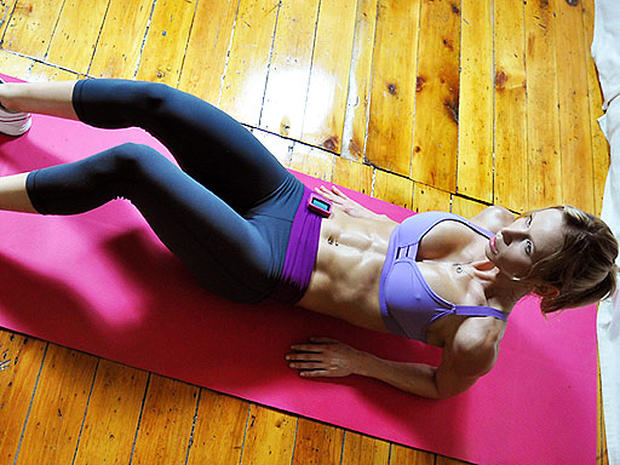Hot Body Secrets from Zuzana Light