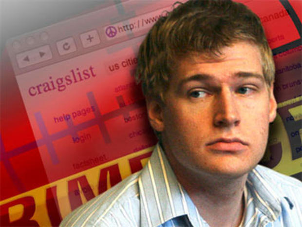 """""""Craigslist Killer"""" Suspect, Philip Markoff, Wrote Ex-Fiancee's Name in Blood Before Dying, Say Officials"""