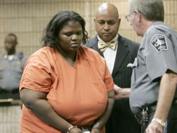 Shaquan Duley Makes First Court Appearance, Lawyer Says She's Remorseful