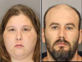 Georgia Parents Anne and James Cardona Arrested, Two Young Daughters Lived in Filth