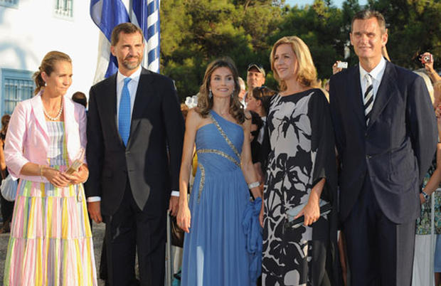 Greece's Royal Wedding