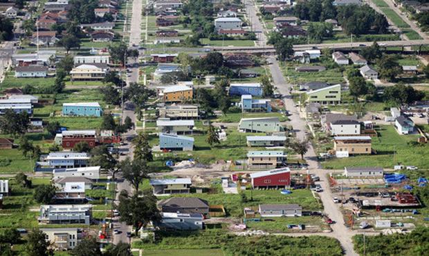 Hurricane Katrina: 5 Years Later