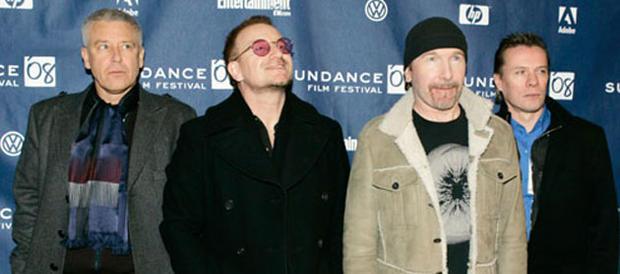 U2 Fined by Spanish City, Shakira Next?