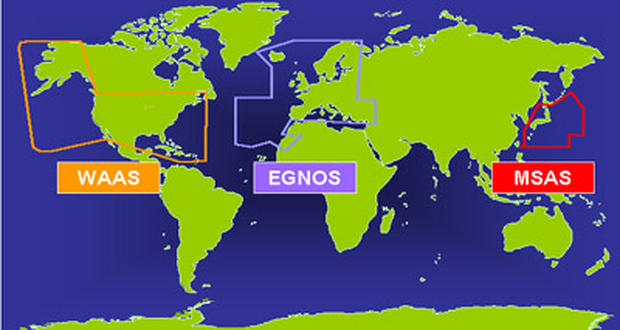 Navigation Satellites Versus a Stormy Sun