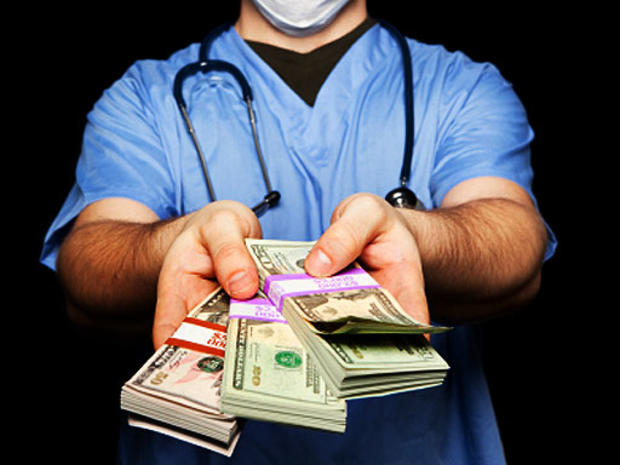 Doctors' salaries: Who gets paid the most? Least? - CBS News