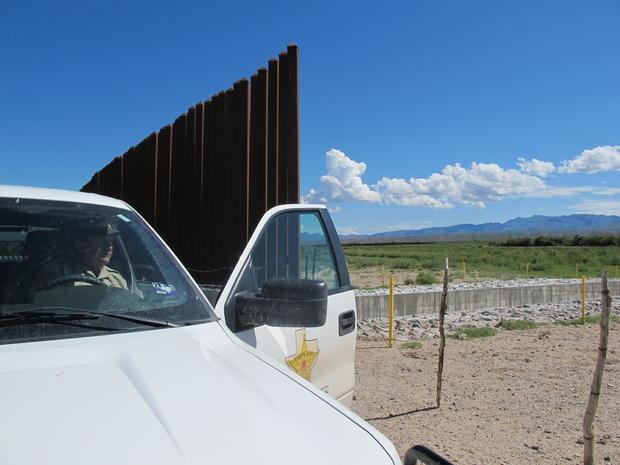 Along the Border