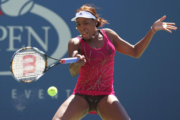 Venus Williams Most Risque Tennis Outfits Photo 1 Pictures Cbs News