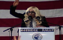 Lady Gaga's Anti-'Don't Ask, Don't Tell' Message